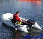 Лодка надувная Badger Fishing Line 330 AD