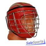 Шлем с никелированной маской РЭЙ-СПОРТ эШ44К