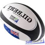 Мяч для регби Gilbert RWC2011 Flag New Zealand