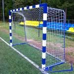Сетка для мини-футбольных ворот 2.6мм 3.0*2.0*1.0 м ПА, Luxsol