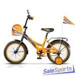 Велосипед Orion Talisman black 16