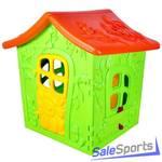 Детский игровой домик пластиковый Ching-Ching ОТ-12