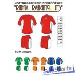 Форма волейбольная, Спортивная Линия, модель №21, мужская форма.