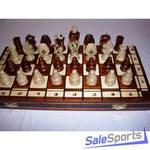 Шахматы подарочные деревянные королевские Royal 48