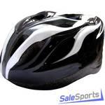 Шлем роликовый Larsen Spirit (H3BW)