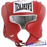 Шлем боксерский Everlast с защитой щек USA Boxing