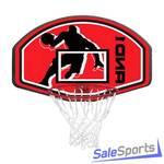 Щит баскетбольный AND1 Junior Backboard and Goal Combo 75 см