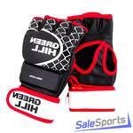Перчатки MMA GREEN HILL MMA-0056