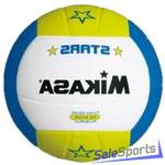 Пляжный волейбольный мяч Mikasa VSV-STARS-Y