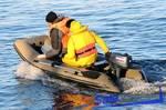 Лодка надувная Badger Excel Line 280 PW
