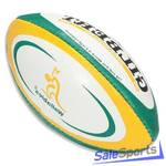 Мяч для регби сувенирный Gilbert Australia Mini