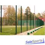 Ограждение для универсальной спортивной площадки из 2-d панелей