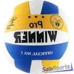 Мяч волейбольный Winner Pro New