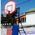 Щит для стритбола 1200мм х 750мм фанера 12мм, СЭ