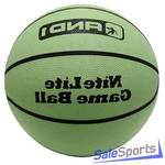 Мяч баскетбольный AND1 Nite lite