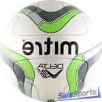 Мяч футбольный Mitre Delta V12 Replica, BB8019WGG