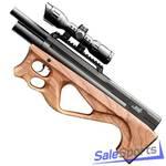 Пневматическая винтовка EDgun Леля, сверхкомпактная, однозарядная