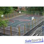 Универсальная спортивная площадка 20х40м