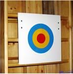 Щит для метания (мишень) навесной на стенку гимнастическую, СЭ