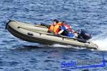 Лодка надувная Badger Duck Line 430 AL