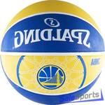 Мяч баскетбольный Spalding Golden State Warriors