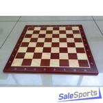 Цельная шахматная доска большая, ШП