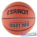 Мяч баскетбольный сувенирный Torres BM1500