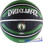 Мяч баскетбольный Spalding Boston Celtics 73-501z