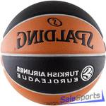 Мяч баскетбольный Spalding TF-1000 Legacy Euroleague Offical Ball