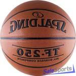 Мяч баскетбольный Spalding TF-250 All Surface