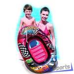 Лодка Cars 102х69 см.BestWay 34088