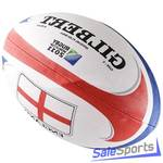 Мяч для регби Gilbert RWC2011 Flag England