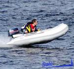 Лодка надувная Badger Fishing Line 270 W