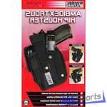 Двусторонняя набедренная пистолетная кобура SWISS ARMS
