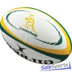 Мяч для регби Gilbert Replica Australia