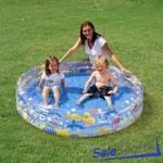 Детский надувной бассейн BestWay 51004 (152х30см)
