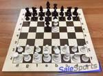 Шахматы пластиковые N7 с доской 43 см, ШП
