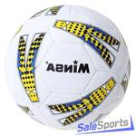 Мяч футбольный Minsa №4, 32 панели, PVC