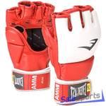 Перчатки тренировочные MMA Everlast Grappling