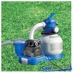 Песочный фильтр-насос Intex 28648/56674 (8000 л/ч)