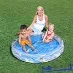 Детский надувной бассейн BestWay 51006 (122х20см)