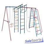 Детский спортивный комплекс ДСК Вертикаль А1+П макси
