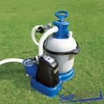 Песочный фильтр-насос с хлорогенератором Intex 28676/56678 (6000 л/ч)
