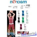 Баскетбольная форма мужская Makron Duke.