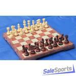 Магнитные шахматы Люкс средние 27 см, ШП