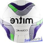 Мяч футбольный Mitre Cosmic, BB8016WPS
