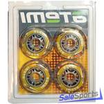 Комплект колес для роликов Atemi, 4 шт.
