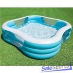 Детский надувной бассейн Intex 57495 (229х229х56см)