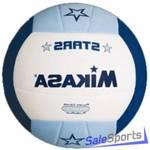 Пляжный волейбольный мяч Mikasa VSV-STARS-B
