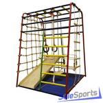 Детский спортивный комплекс Вертикаль Веселый малыш Next